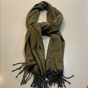 Nordstrom Green Scarf